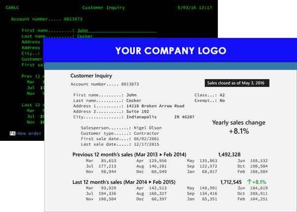 AS/400 IBM i iSeries programming