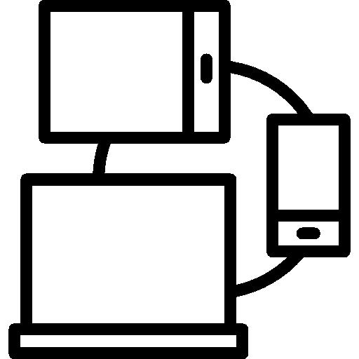 responsive web design logo
